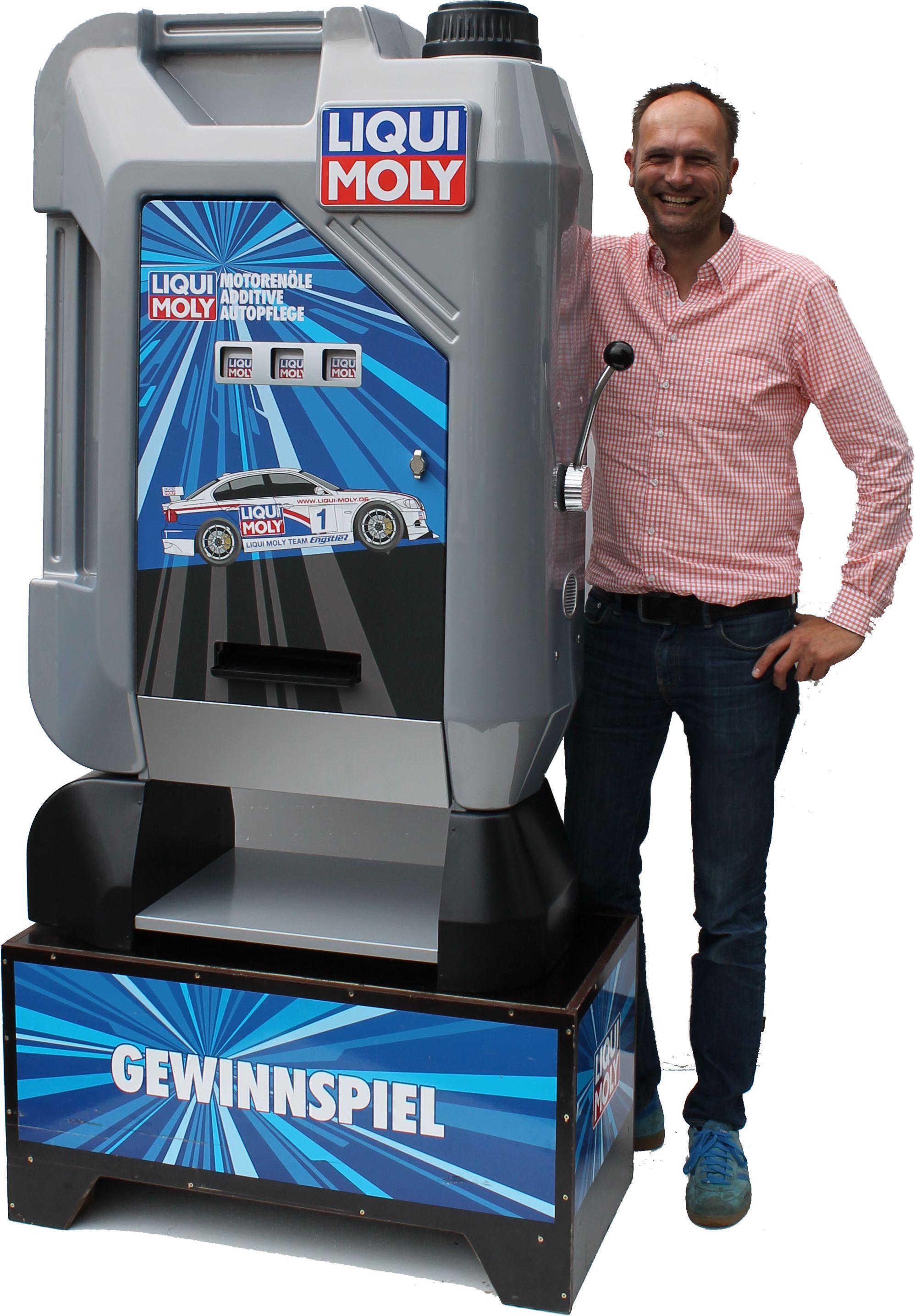 slot machine bauen